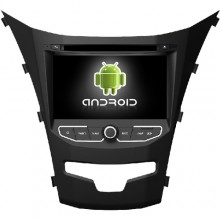 Android 4.4.4 SSANGYONG KORANDO 2013-2014 (W2-M355)